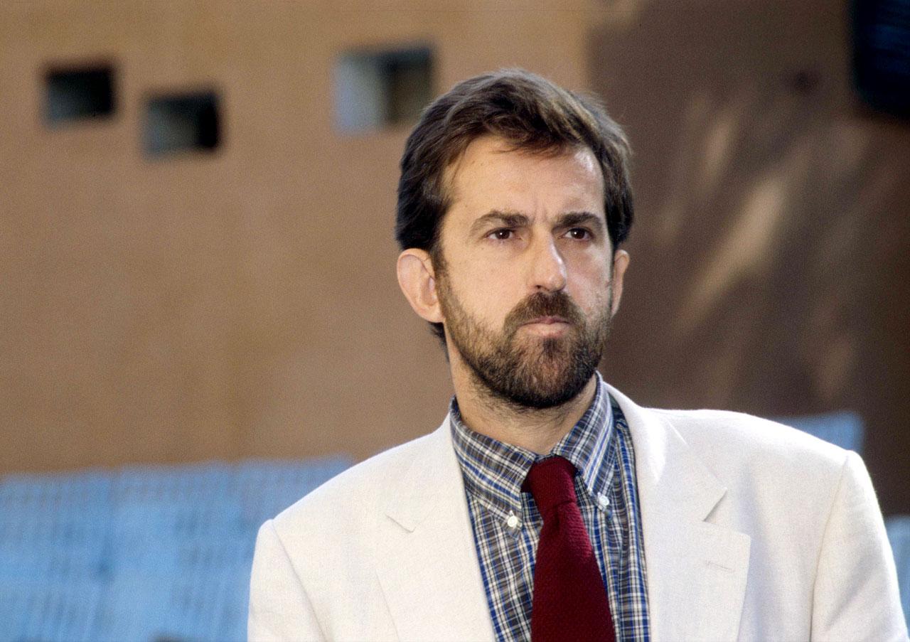 Nanni Moretti nel 1998 - © Fabio Massimo Aceto / LUZ Essere Nanni Moretti
