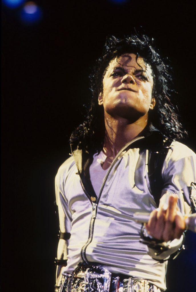 Essere Michael Jackson luciano viti luz