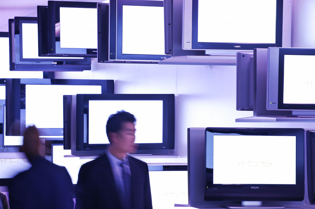intervista alberto contri sapiens visum salone berlino televisori