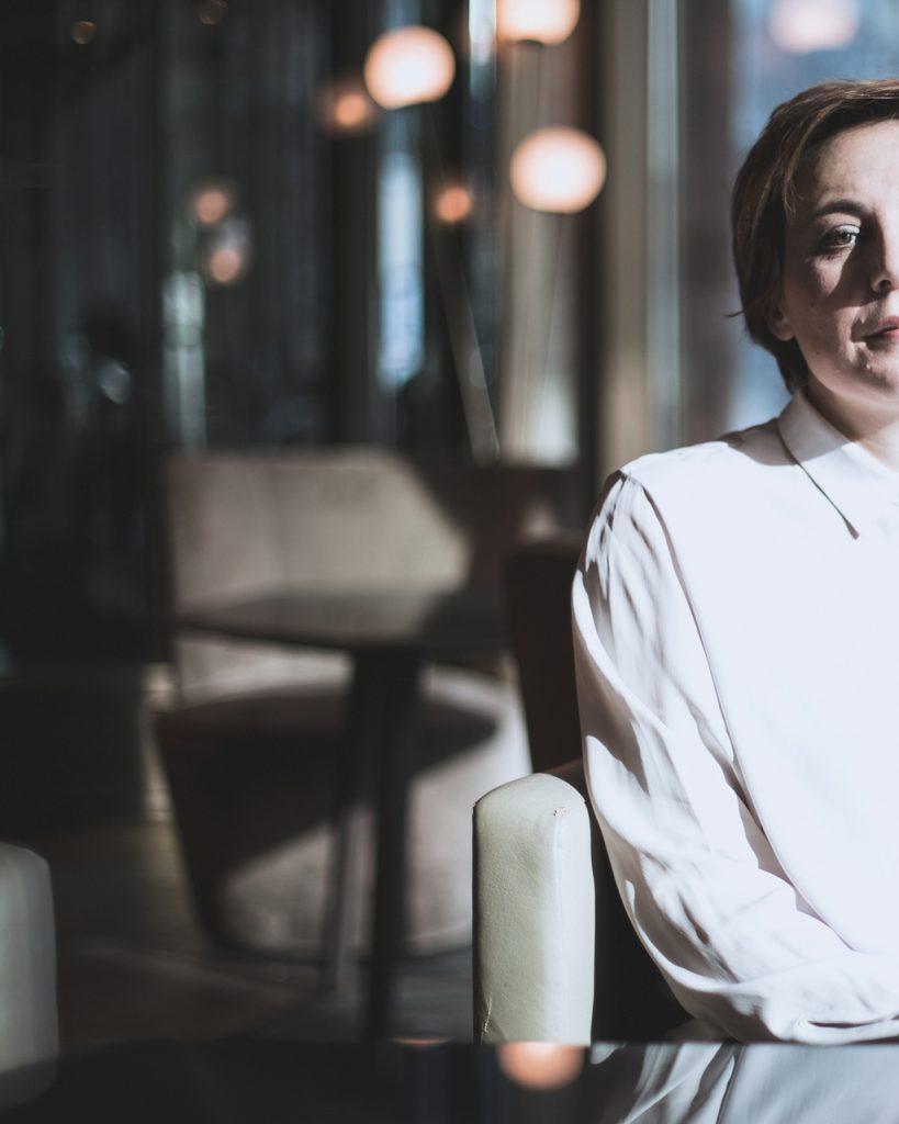 intervista antonia klugmann sapiens Antonia Klugmann Intervista