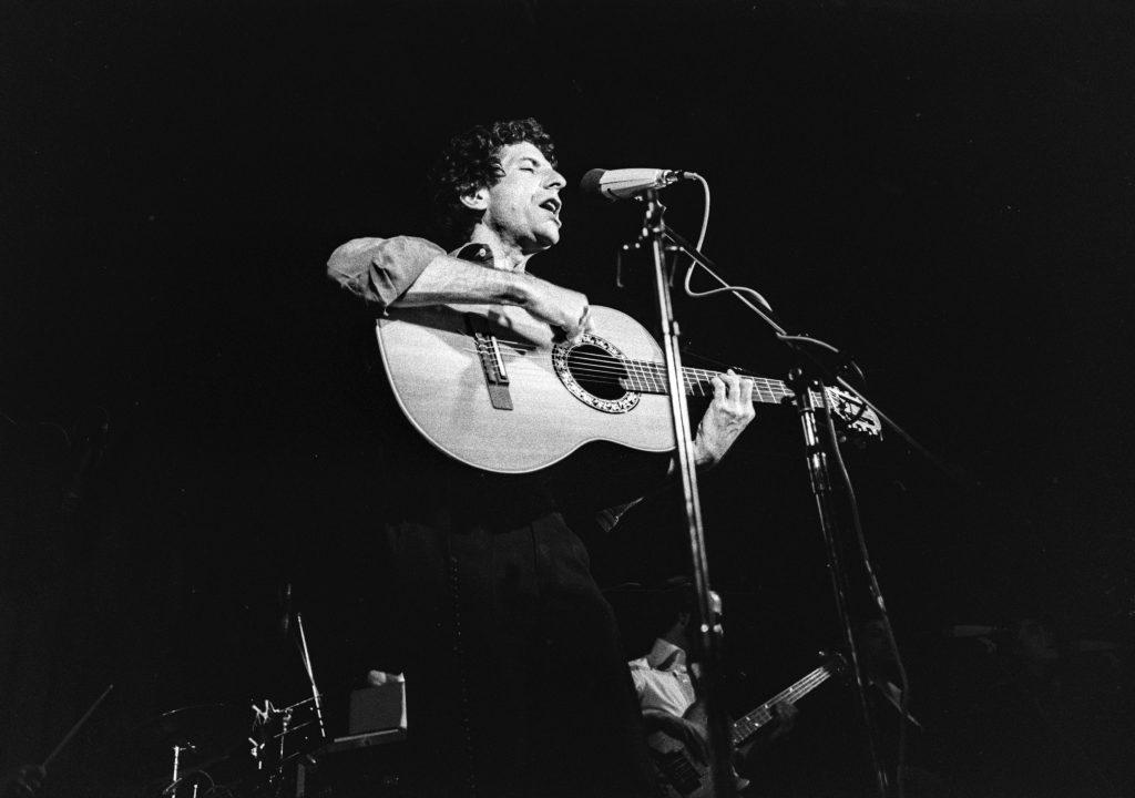 Essere Leonard Cohen