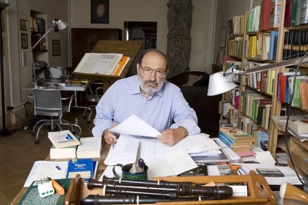 Essere Umberto Eco