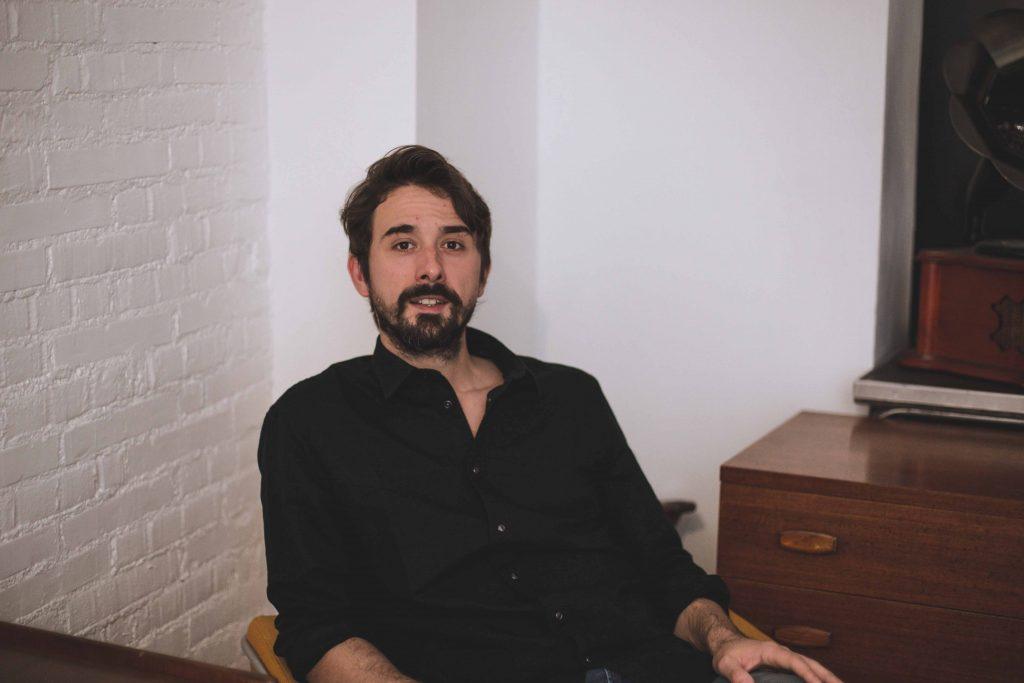 Davide Iacopini intervista