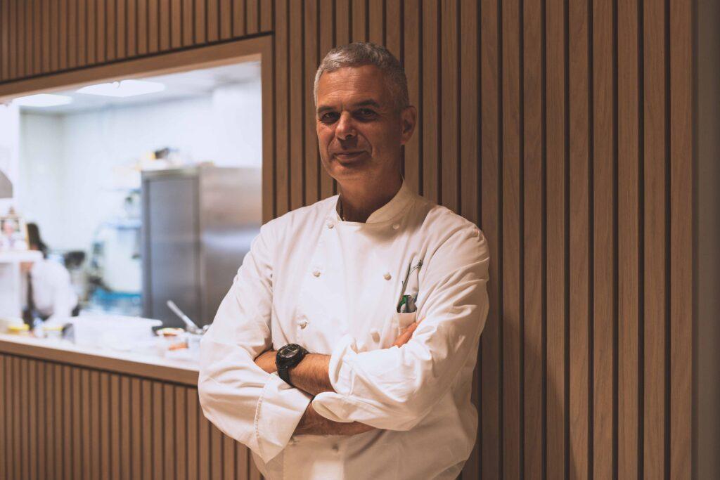 Pietro Leemann vegetarianismo