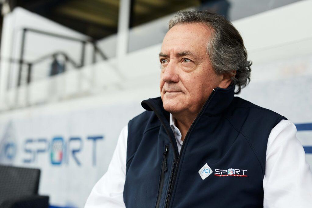 Gian Carlo Minardi intervista